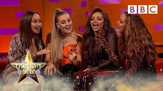 Little Mix perform 'Wings' in Japanese!! 🎤🇯🇵 - BBC