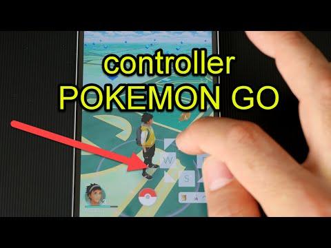 Pokemon GO fără sa ieși din casă, cu un controller