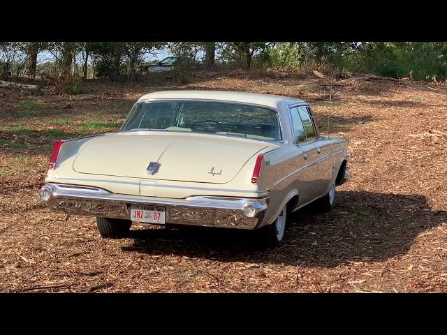 1963 Chrysler Imperial Hardtop Sedan