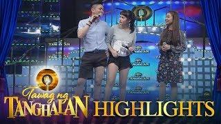 Tawag ng Tanghalan: Who got whiter legs between Vhong and Bela?