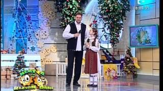 """Antonia și Marius Ciprian Pop: """"Un copil e ca o floare"""""""