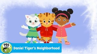 DANIEL TIGER'S NEIGHBORHOOD | Clap, Jump and Dance the Happy Song | PBS KIDS