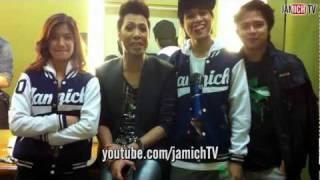 UNKABOGABLE VICE GANDA with JAMICH & YEXEL ☺