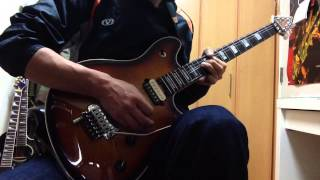 Van Halen - Not Enough (guitar solo)