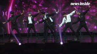 [SSTV] 빅스(VIXX), 섹시미 넘치는 춤선 'My Valentine' 무대