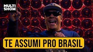 Te Assumi Pro Brasil | Psirico | Anitta Entrou No Grupo
