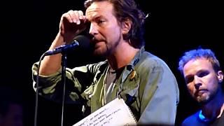 Eddie Vedder Talking About His Friendship With Chris Cornell