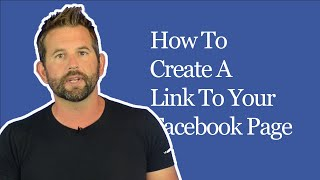 How To Create A Link To Your Facebook Page From Your Website
