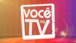 Novos grafismos Você na TV - Outubro 2011