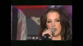 LISA MARIE PRESLEY - S.O.B live