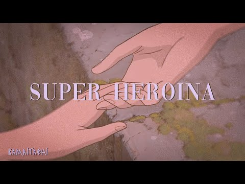 superheroina de kamaitachi Letra y Video