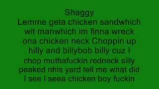 Chicken Huntin Lyrics- Insane Clown Posse