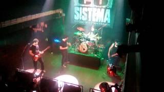 Abaixo Cu Sistema - Lonely Day (RCA Lisboa 17/03/2017)
