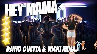 Hey Mama - David Guetta ft  Nicki Minaj, Bebe Rexha & Afrojack | Just Dance 2016 | Sexy Girl  Dance