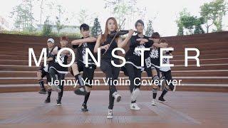 EXO - MONSTER VIOLIN COVER