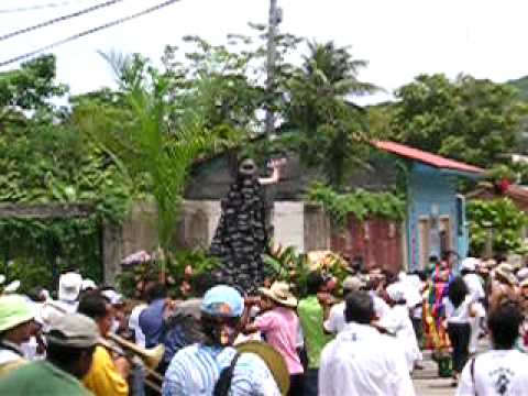 San Juan Del Sur, San Juan Day, June 2009