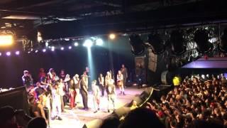 XXXTENTACION- YuNg BraTz live (Portland)