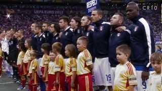 EURO 2012 - Melhores Momentos.