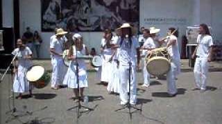 Mucambos de Raiz Nagô - Encontro de maracatu 2010