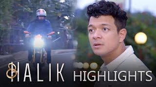 Halik: Lino notices a man in their tail | EP 130