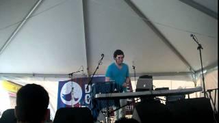 Baths - Aminals (Live at SXSW 2011)