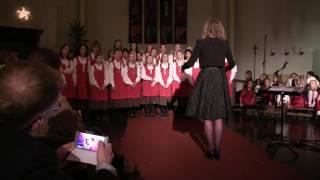 Mitt Hjerte Alltid Vanker - Bærum Pikekor - Julekonsert 2016