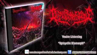 Decomposition Of Entrails - Epicyclic Biomorph (SINGLE 2016/HD) [LYRICS]