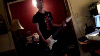 Punk Rock 101 - Bowling For Soup -- guitar cover
