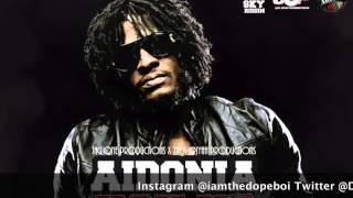 Aidonia - Hot Up Di Place (Raw) - Open Sky Riddim [2015]
