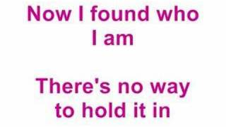 Demi Lovato ft. Joe Jonas- This Is Me with lyrics
