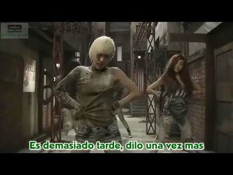 Too Late En Espanol de Co Ed School Letra y Video