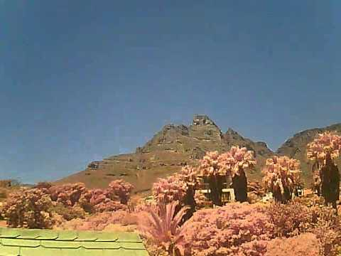 Timelapse Video – Table Mountain – 14/11/2010