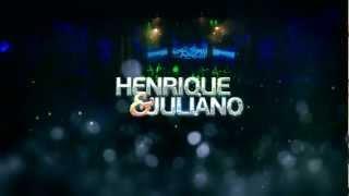 Abertura DVD Henrique e Juliano - Ao vivo em Palmas