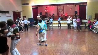 Baile com Rosa Maria & António Gonçalves no Clube Recreativo do Penteado