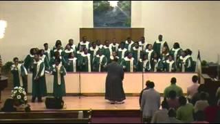UAB Gospel Choir - Ezekiel Saw The Wheel