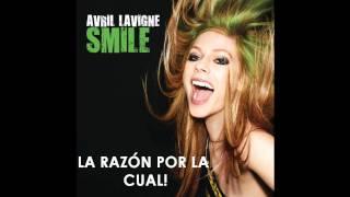 """Avril Lavigne - """"Smile"""" (Subtitulada al español)"""