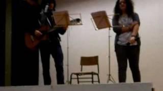 Xutos & pontapes - homem do leme cover by Bicas e Cacioli