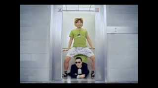 Mc Hammer Ft PSY - Cant touch Gangnam Style