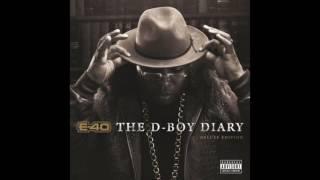 "E 40 ""Slappin"" Feat  Nef the Pharaoh & D R A M"