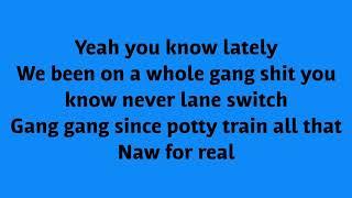 FBG Duck slide lyrics