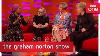 Nadiya Hussain on baking for the Queen - The Graham Norton Show 2016: Episode 10 – BBC One