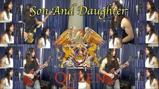 Son And Daughter - Queen cover by Carlos Molina