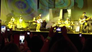 Juanes Concert Soundcheck 1