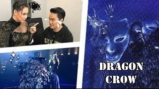 || THE MASK SINGER THAILAND || Dragon X Crow