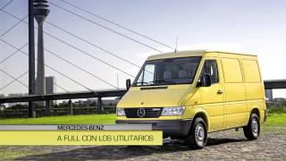 TN Autos | Flash de Noticias Utilitarios Mercedes