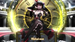 【Nightcore】→ Wicked Ones || Lyrics