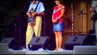 Ivan Mládek Banjo Band Blatná,22.6.2013 Náměstí-Lenka Plačková Když jsem já sloužil
