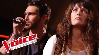 The Voice 2016 | Sam VS Lukas K Abdoul - Dernière Danse (Indila) | Battle