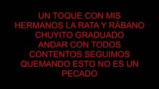 Legado 7- El Afro (letra)