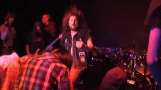 Hell's Thrash Horsemen - Abomination (Live in Molodechno, Belarus 16.04.2011).mp4